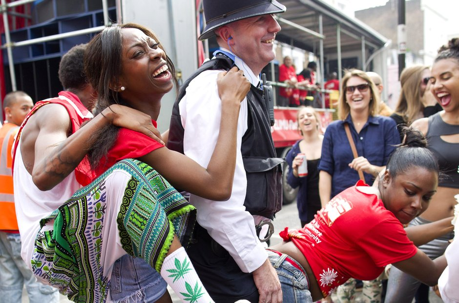 Image result for youth at Notting Hill carnival