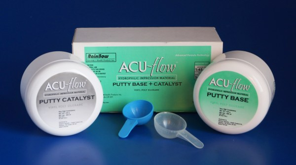Dental Impression Putty Material - Year of Clean Water
