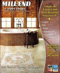 Mill End Carpet Shops - Harbinger , NC, 27941