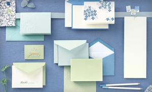 $15 for $30 Worth of Stationery and Paper Products from Crane & Co.