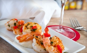 Texas Coastal Cuisine for Dinner or Lunch at The Red Fox in Baytown
