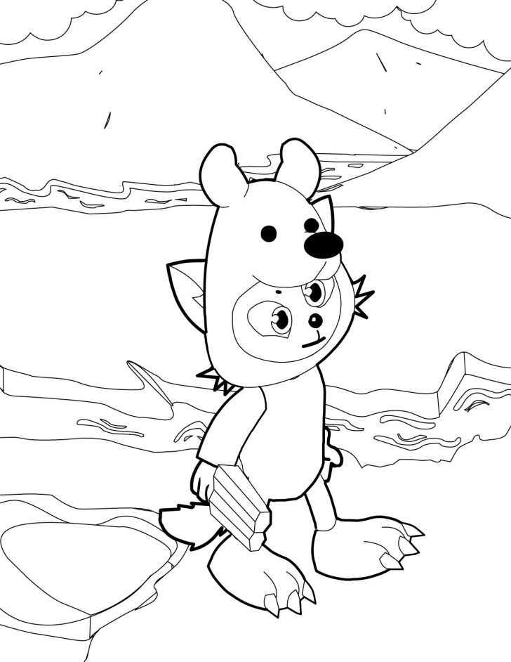 Animals And Flowers: Coloring Pages Of Animals That Live Underground. Full Hd Coloring Pages Of Animals That Live Underground Desktop High Quality Underground View And Print Polar Bear Ink