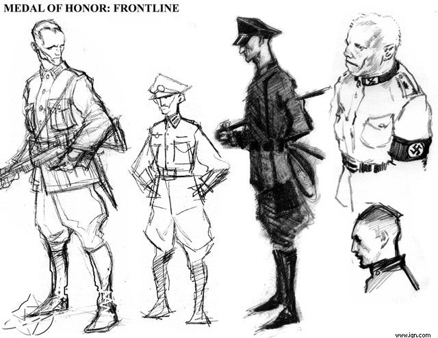 Medal of Honor: Frontline Screenshots, Pictures