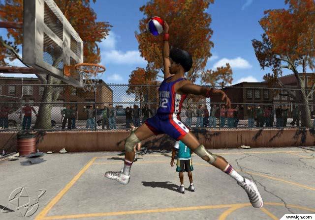 NBA Street 2 Screenshots Pictures Wallpapers GameCube