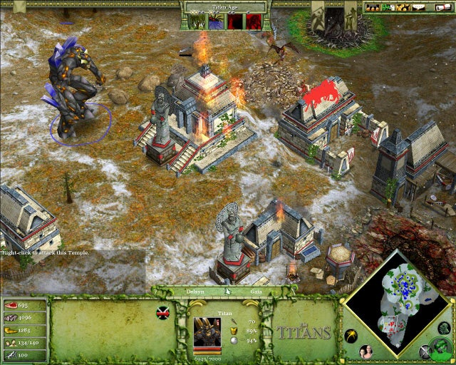 Game fix / crack: age of mythology: the titans all nodvd nocd.