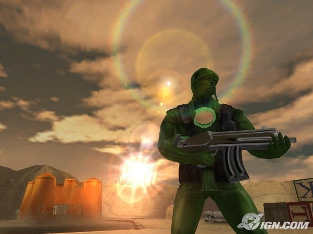 Army Men Sarges War Screenshots Pictures Wallpapers Xbox IGN