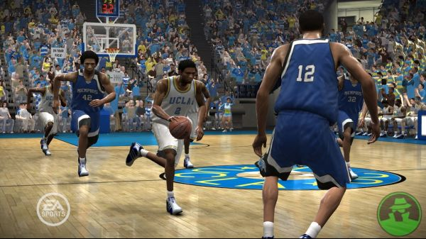 NCAA March Madness 07 Screenshots Pictures Wallpapers