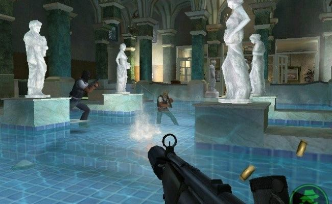 Quantum Of Solace Screenshots Pictures Wallpapers Wii