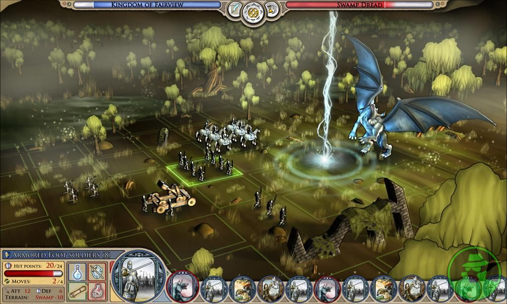 Elemental War of Magic Screenshots Pictures Wallpapers