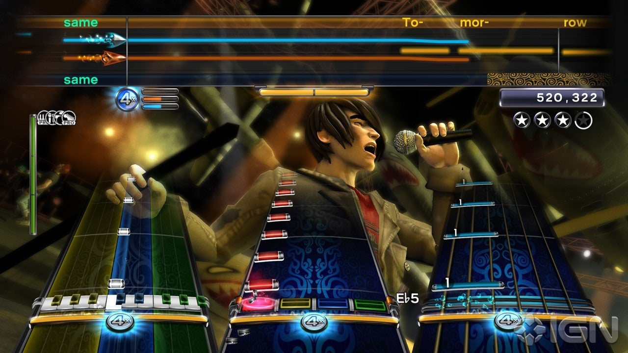 Rock Band 3 Screenshots Pictures Wallpapers