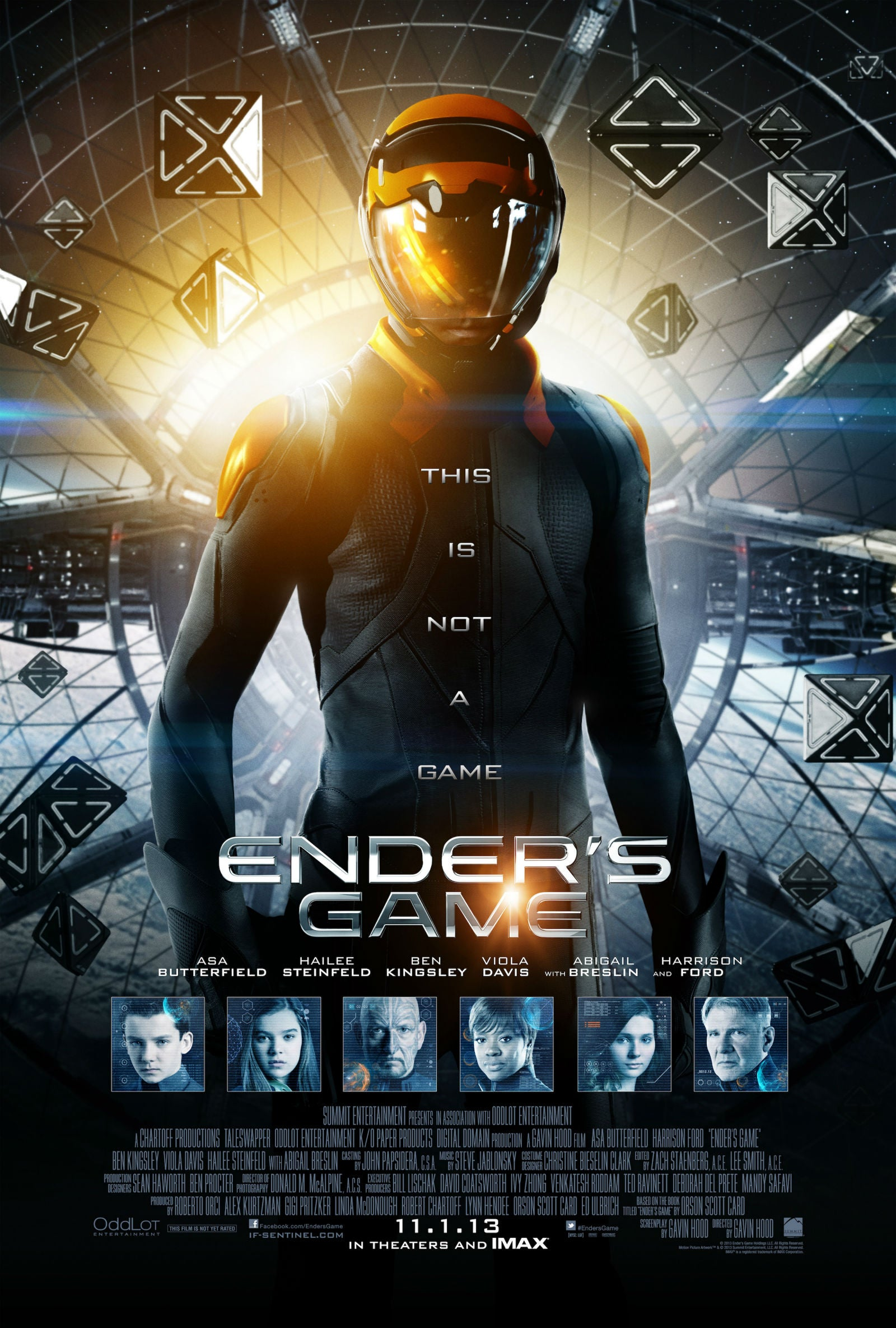 Ender's Game Review - IGN