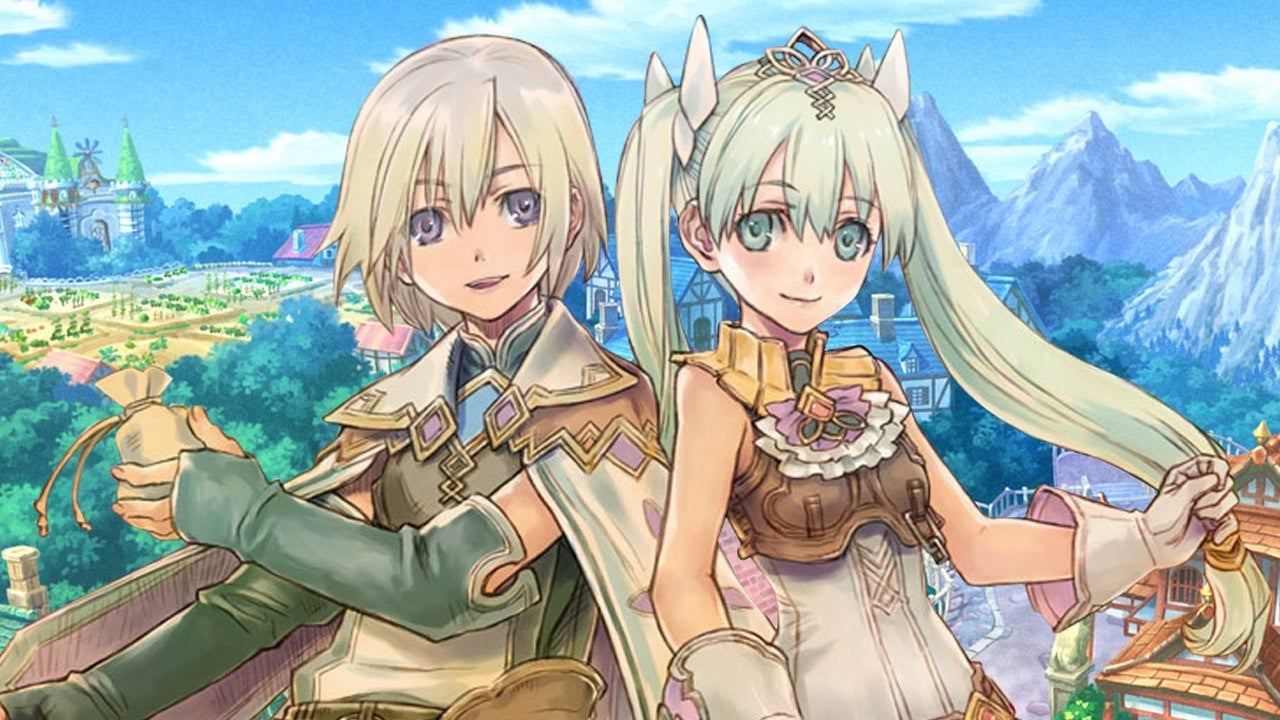 Rune Factory 4 Review IGN