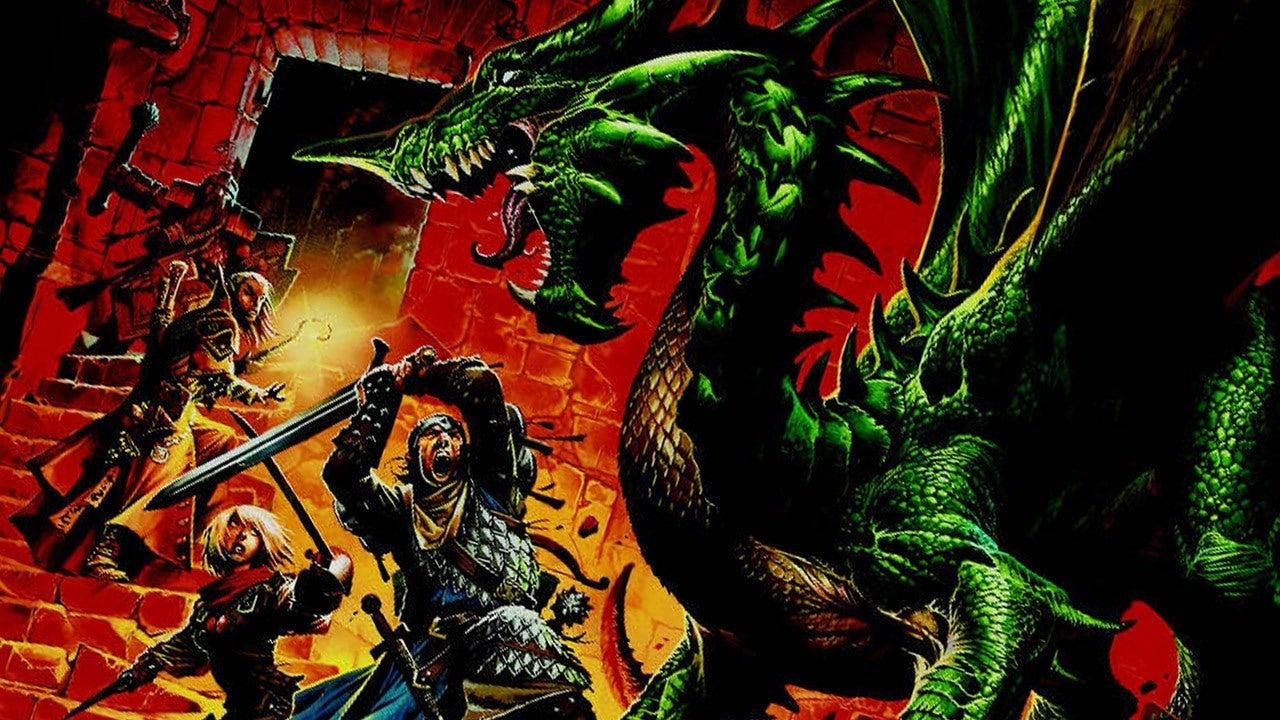 Remembering 40 Years Of Dungeons Amp Dragons IGN