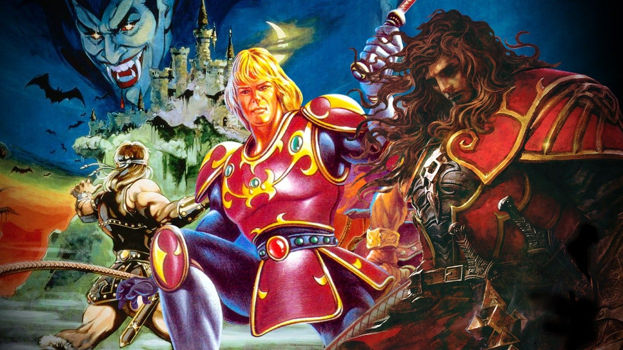 Ps3 Animated Wallpaper Ign Presents The History Of Castlevania Ign