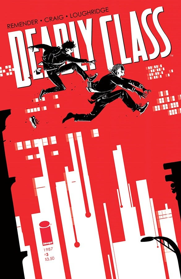 Deadly Class 3 Review IGN