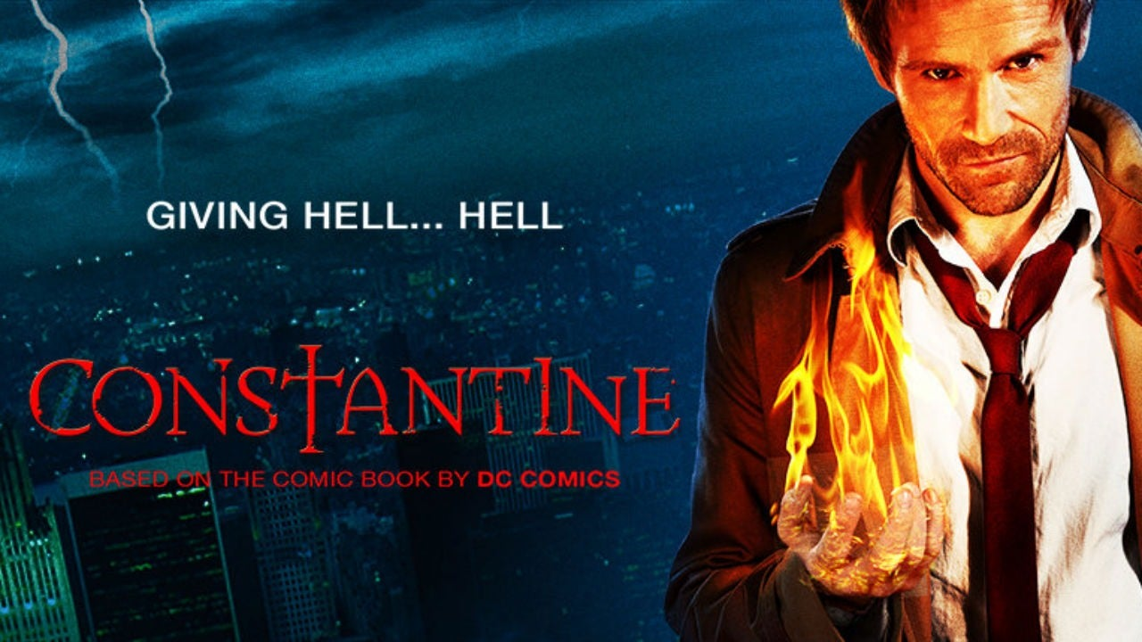 Watch The First Trailer For NBCs Constantine TV Series IGN