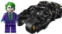 The Ultimate LEGO Batmobile Set - IGN