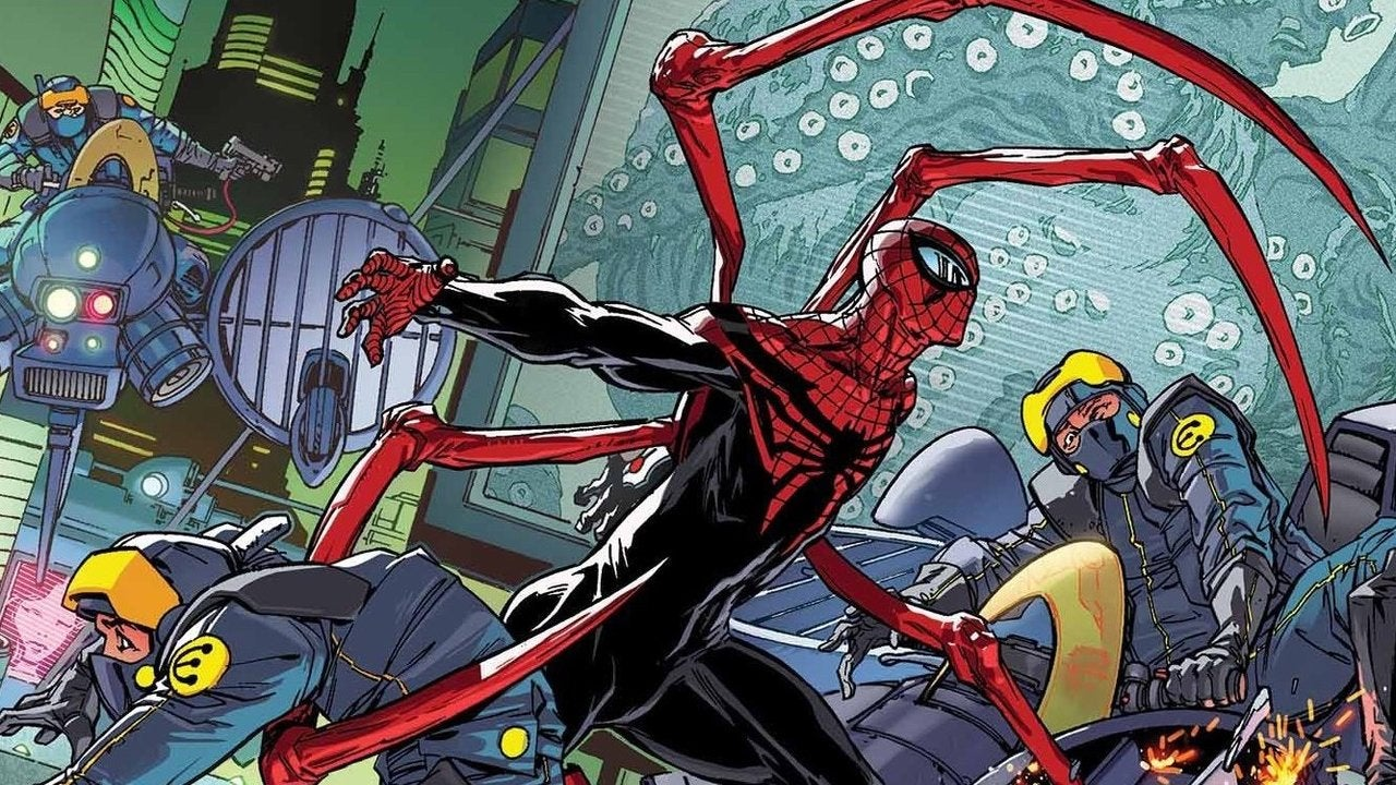 """Résultat de recherche d'images pour """"superior spider man"""""""