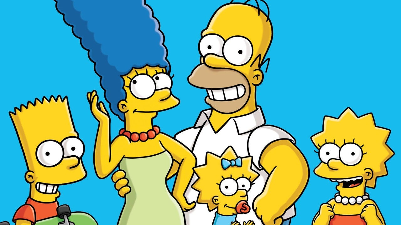 Are You Ready For All 552 Episodes Of The Simpsons?  Ign