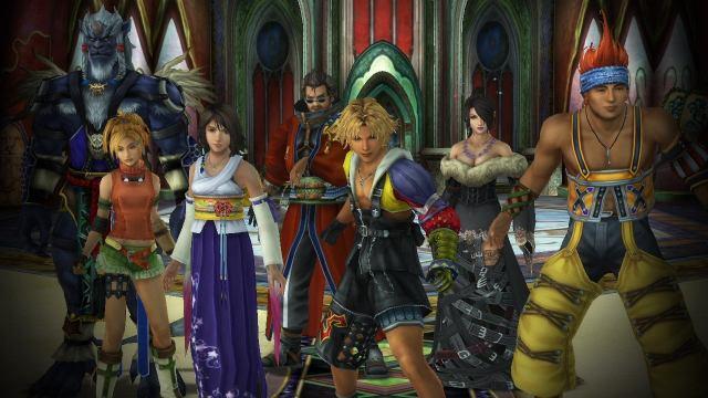 Final Fantasy X/X-2 HD Remaster. Análisis para PS4