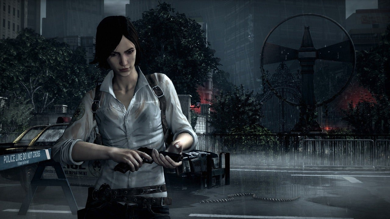 The Evil Withins First DLC The Assignment Gets A Release Date IGN