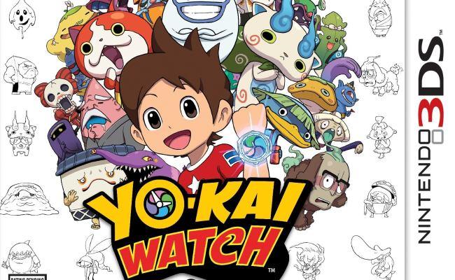 Yo Kai Watch Nintendo 3ds Ign
