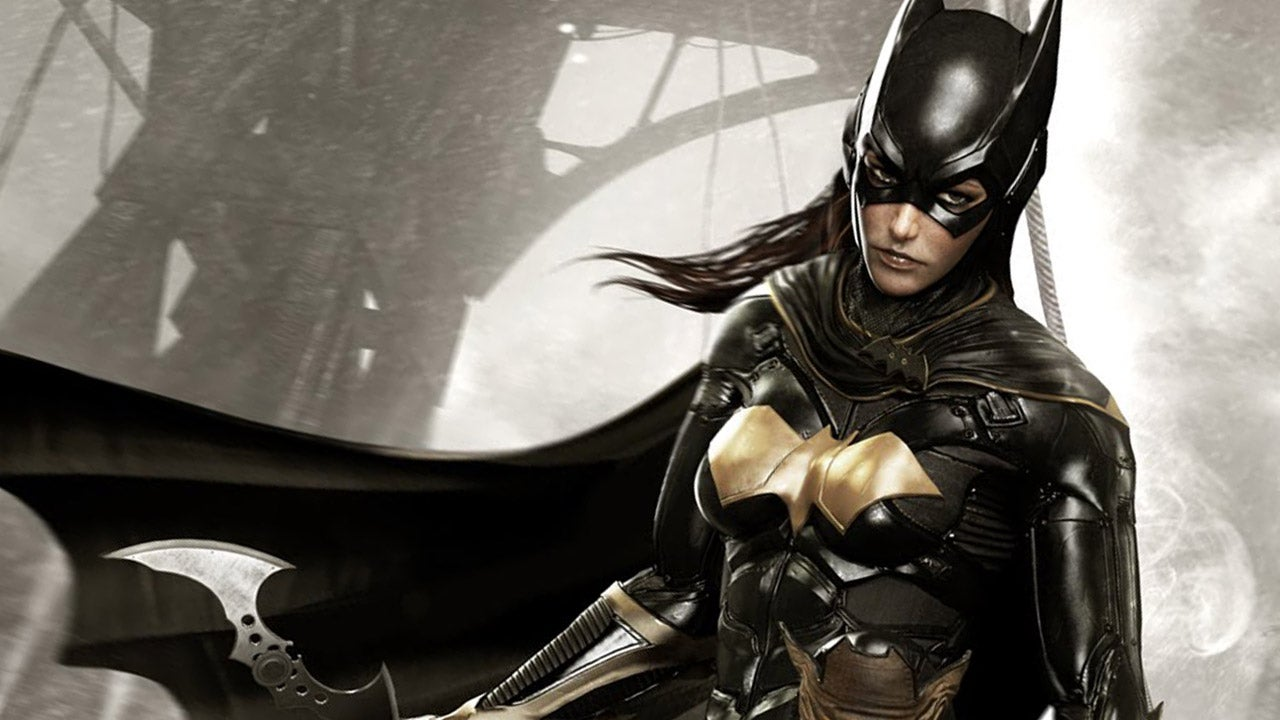 Batman Arkham Knight Batgirl A Matter Of Family DLC