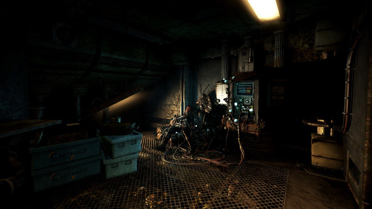 SOMA Review IGN