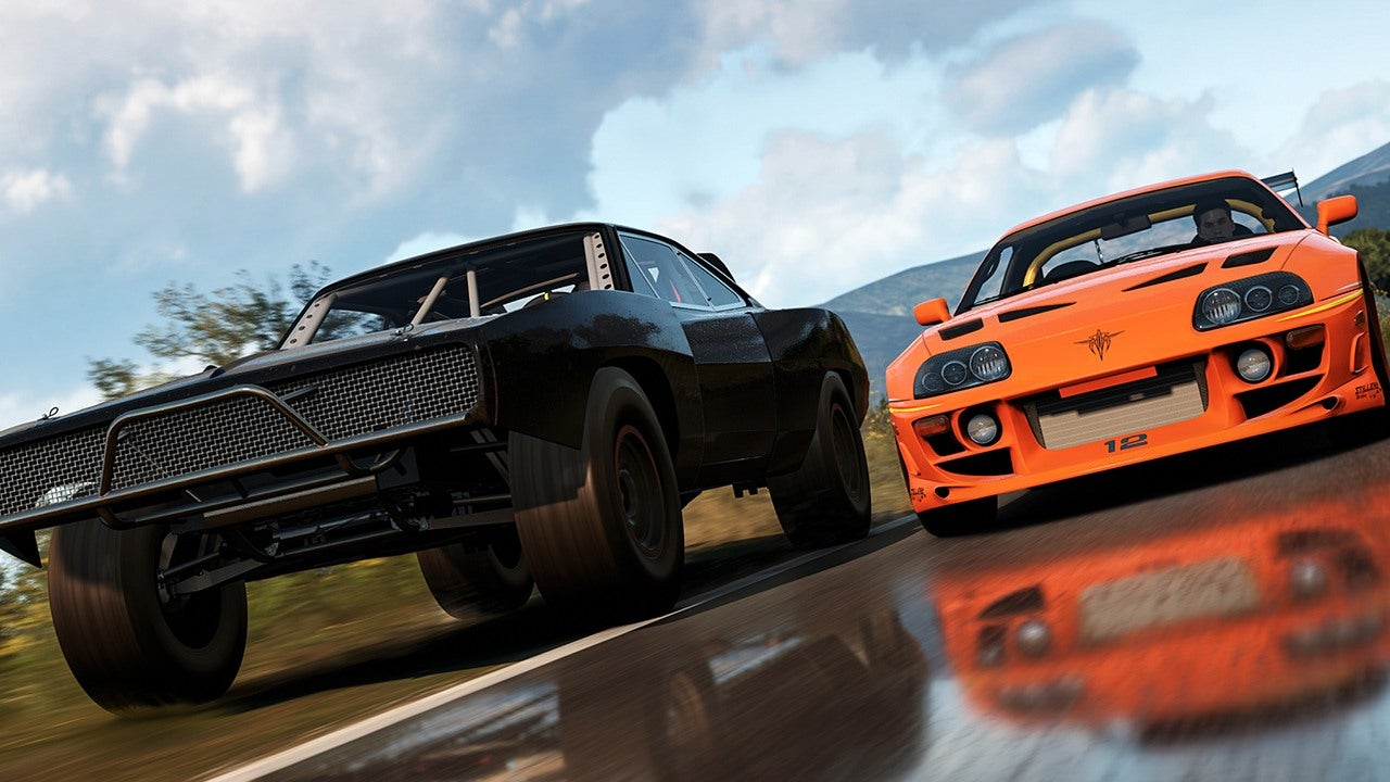 New Fast Amp Furious Pack For Forza Horizon 2 IGN
