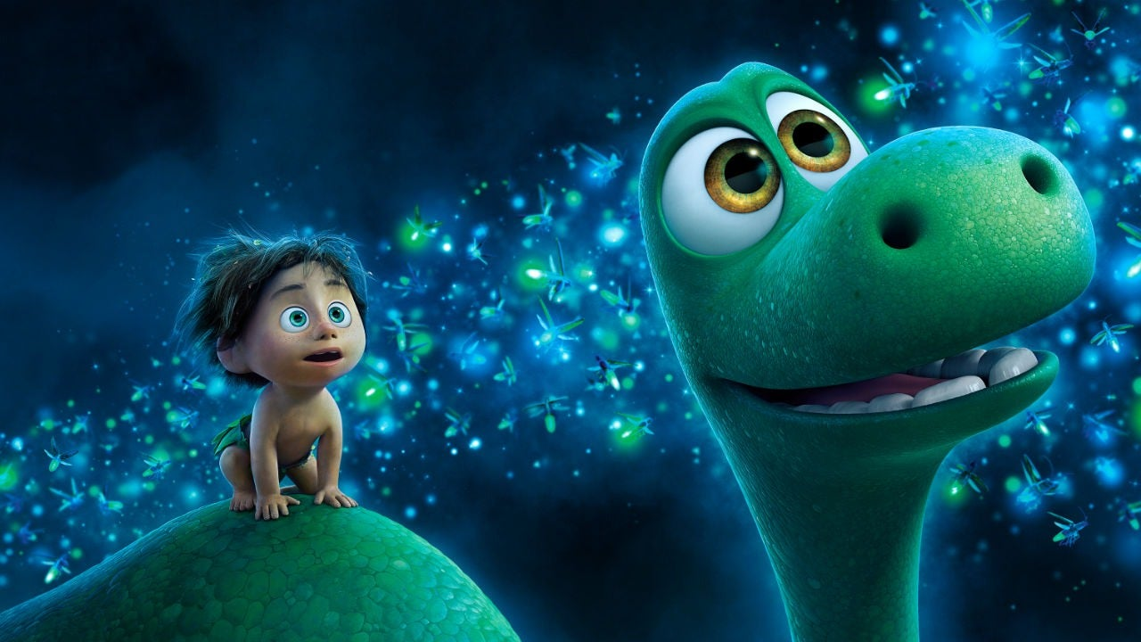 The Good Dinosaur Review  Ign