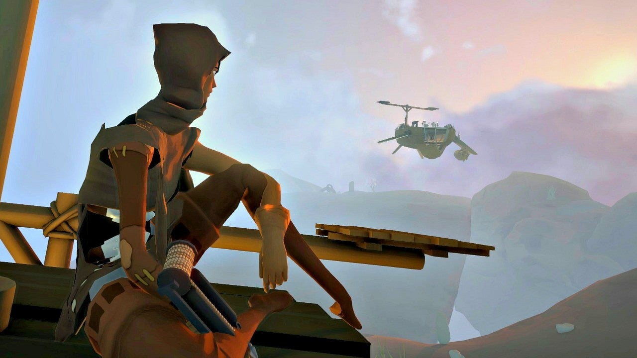 A Girl Adrift Wallpaper Worlds Adrift The Most Ambitious Pirate Game Since Black