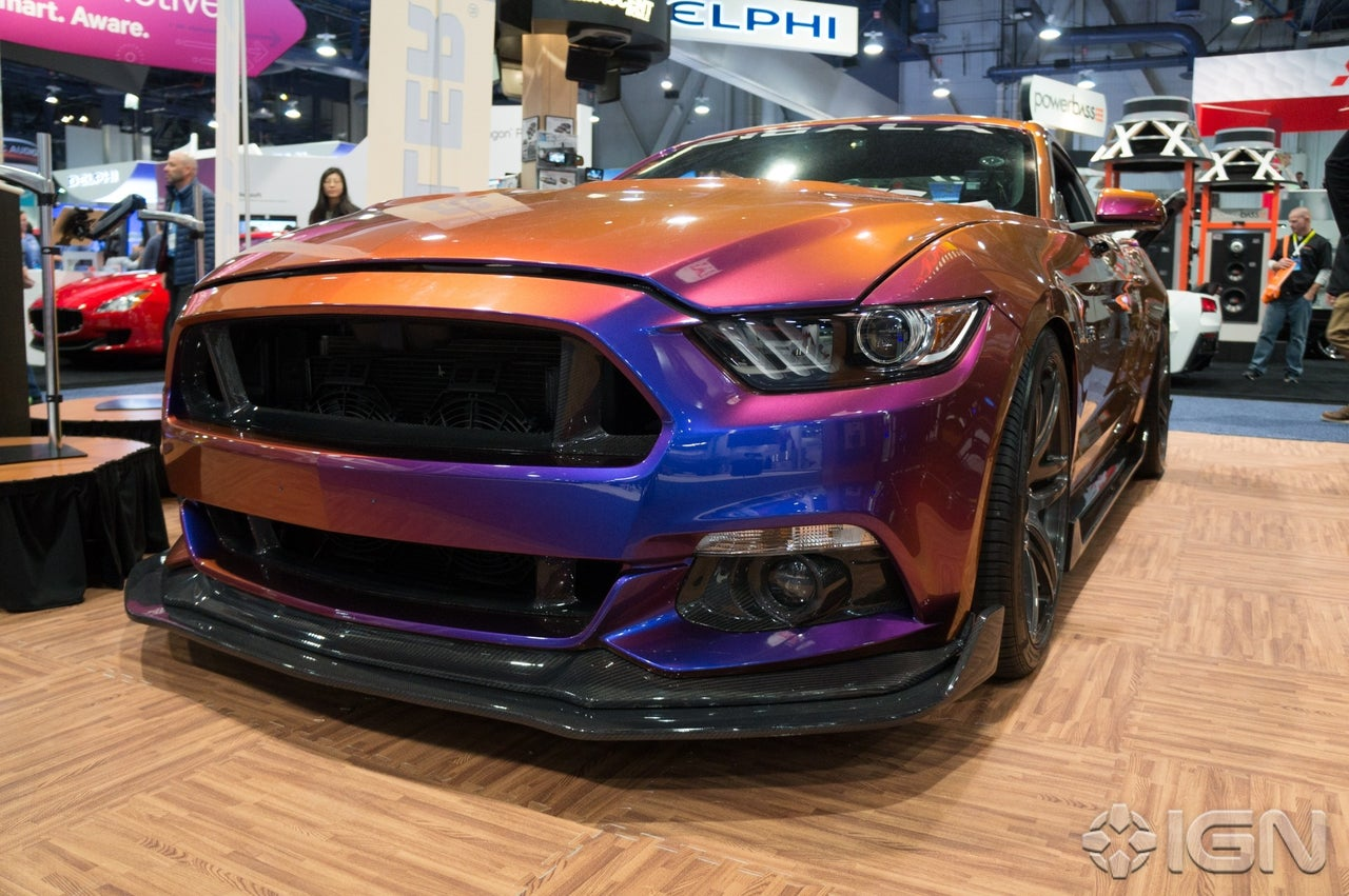 Ces 2016 The Coolest Cars At Ces  Ign