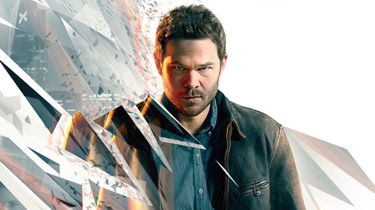 Quantum Break So Close To Completion Says Remedy IGN