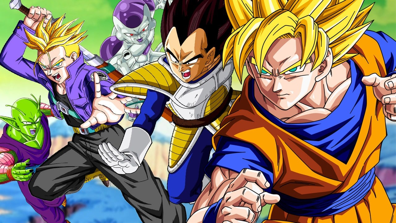 13 Best Dragon Ball Z Fights - IGN