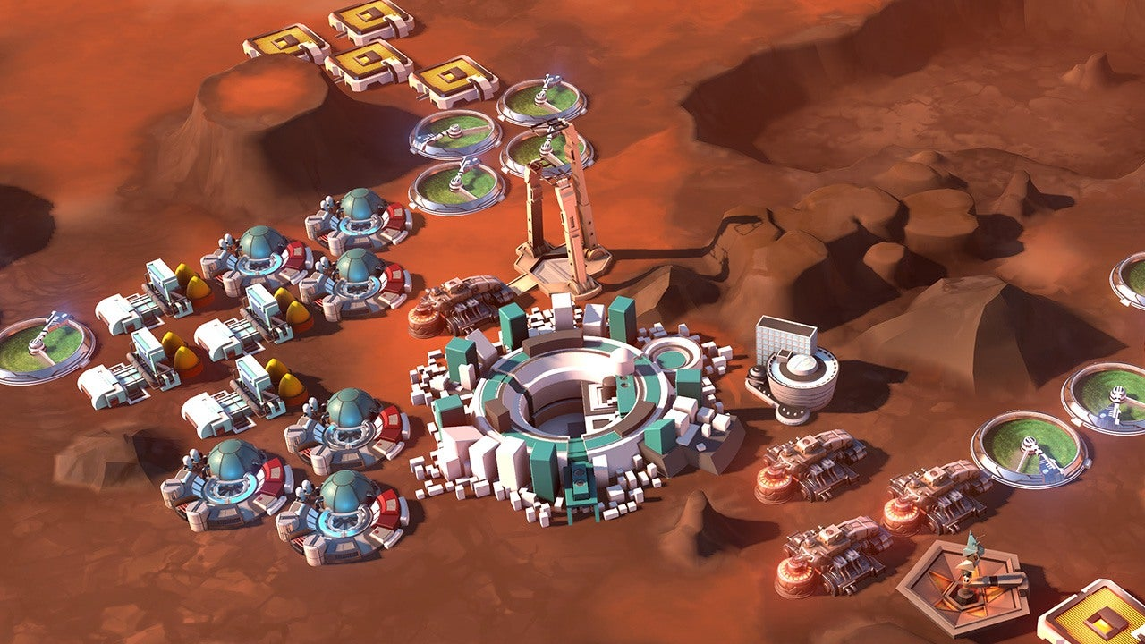 Offworld Trading Company Review IGN