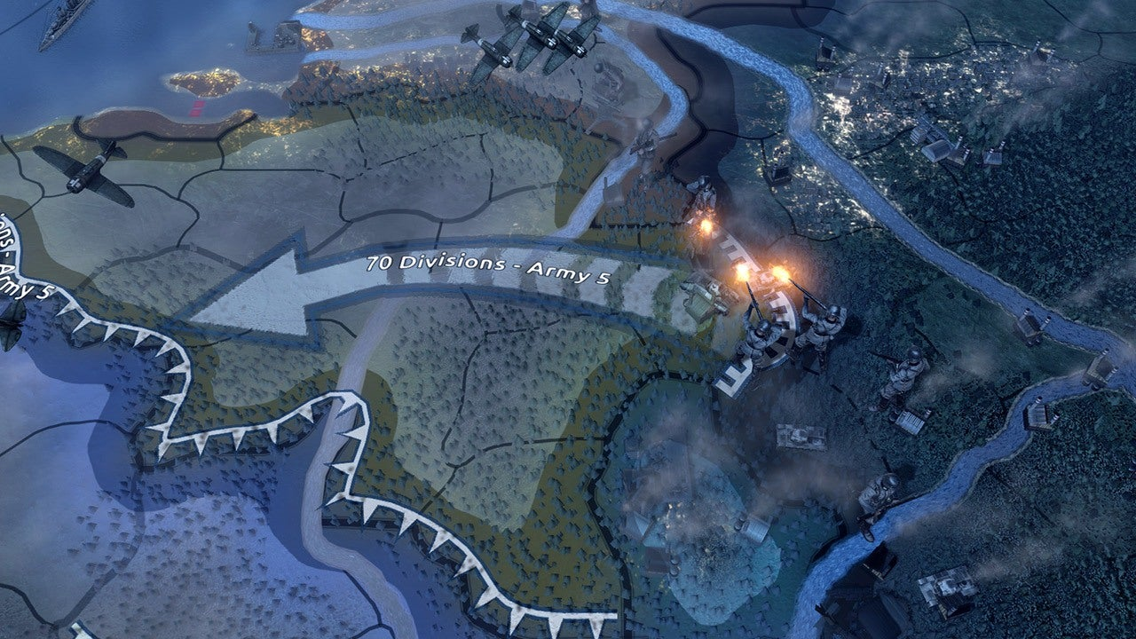 Hearts Of Iron 4 Review IGN