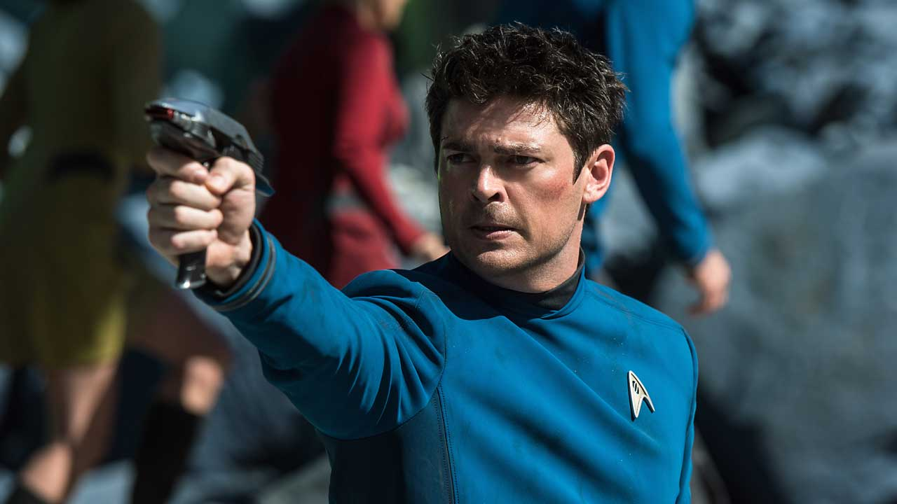 Star Trek Beyonds Karl Urban On Why He Almost Didnt Return After Into Darkness IGN