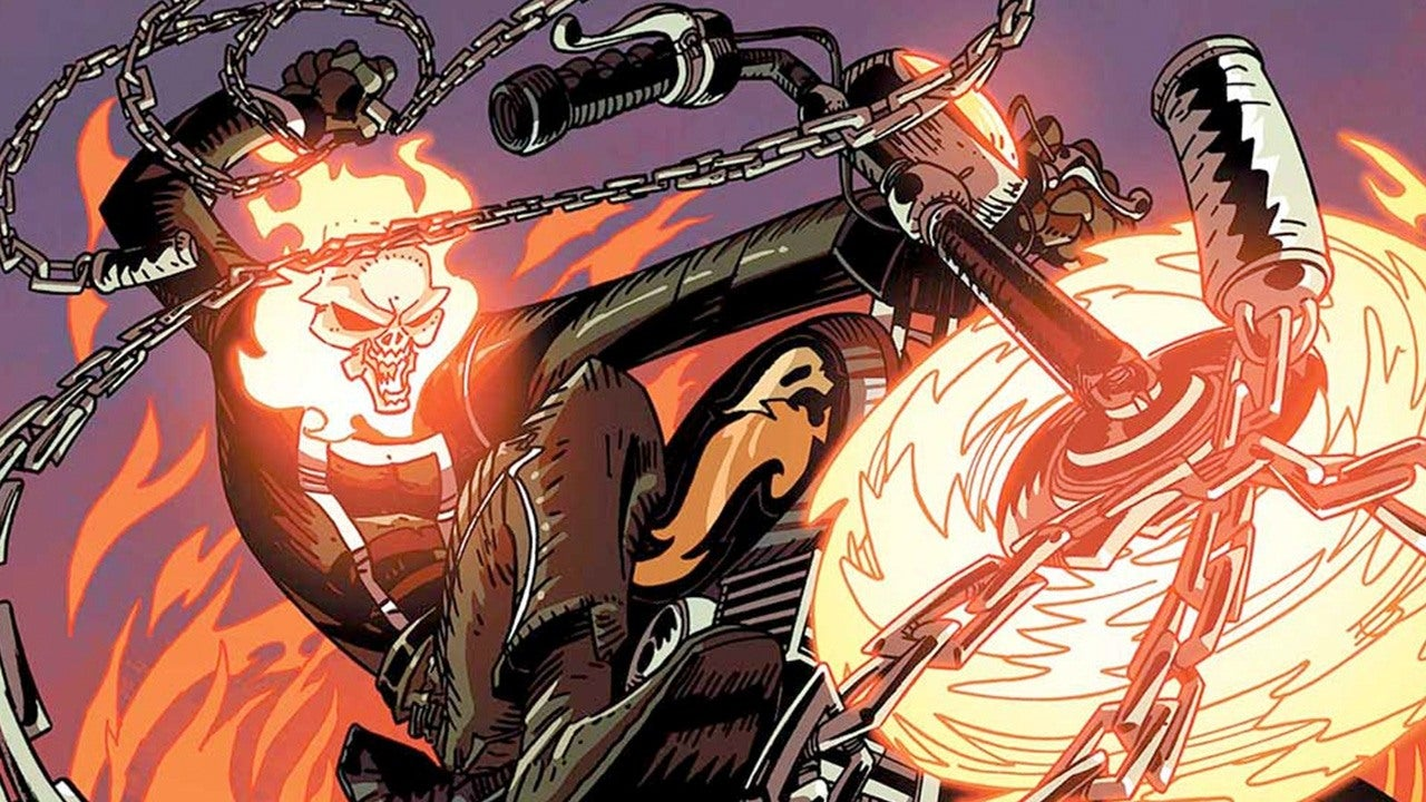 Ghost Rider Robbie Reyes Everything You Need To Know IGN