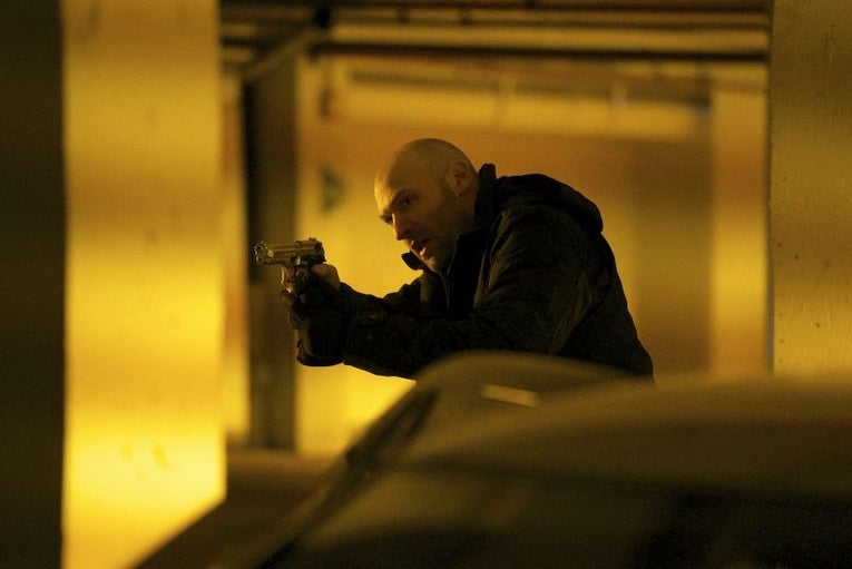 Corey Stoll as Ephraim Goodweather on The Strain