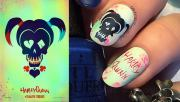 4 awesome harley quinn themed nail