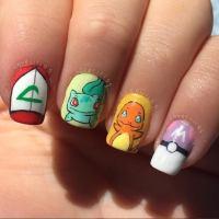 25 Super Cute Pokemon Nail Art Designs - IGN