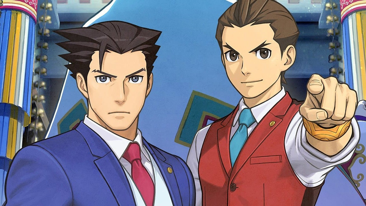 Phoenix Wright Ace Attorney Spirit Of Justice Review IGN