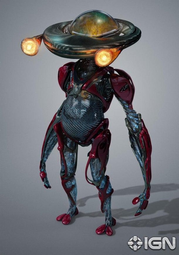 Power Rangers Alpha 5 First Look Concept Art