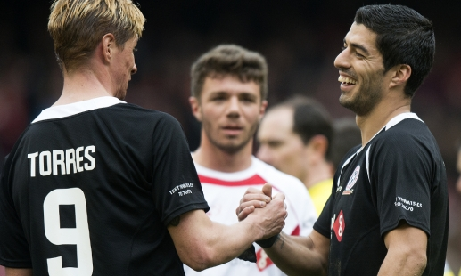 The best of Suarez and Torres' return