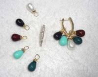 Buy Changeable Stone earrings-EG017 Online