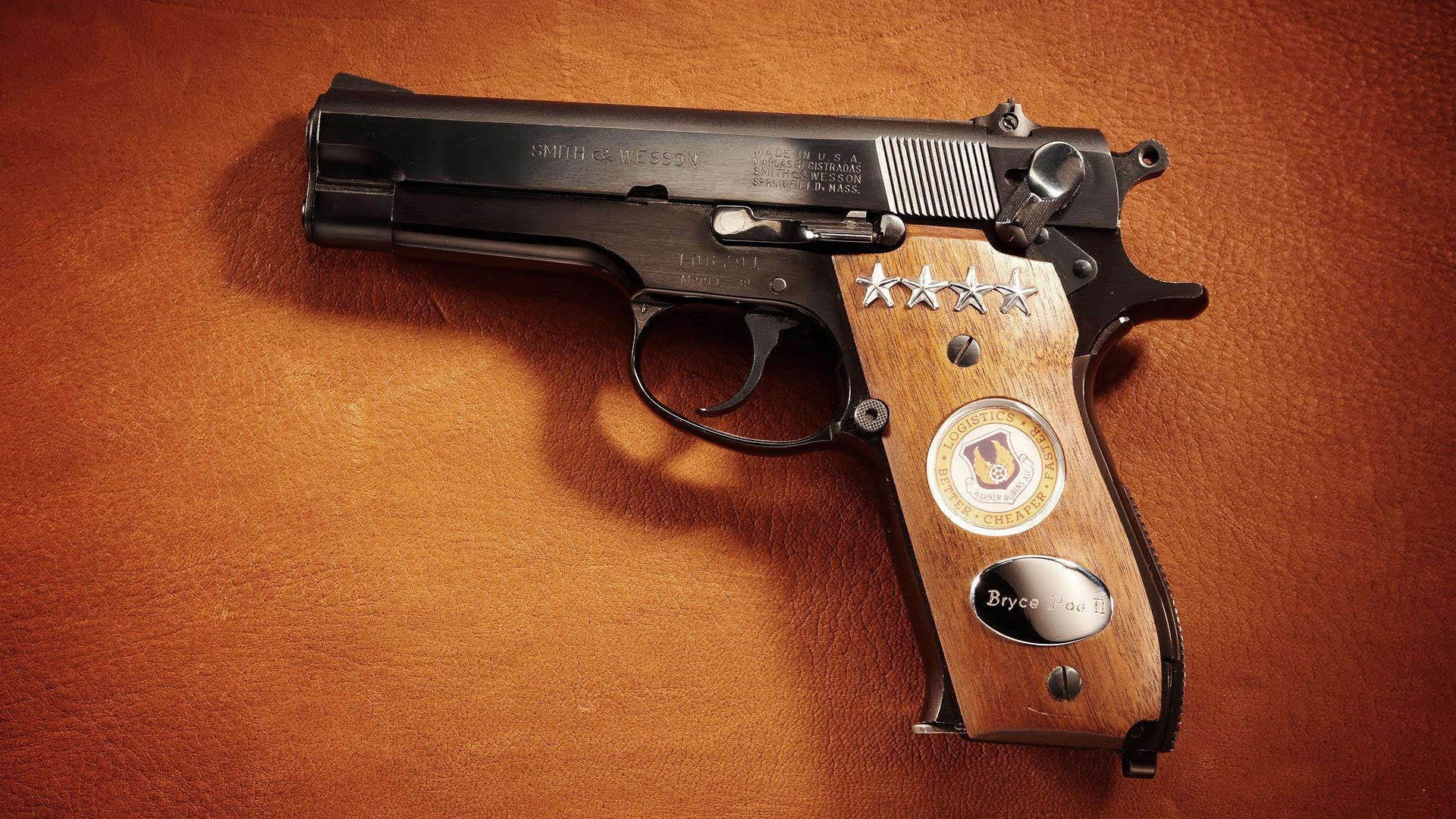 General Officers Pistol