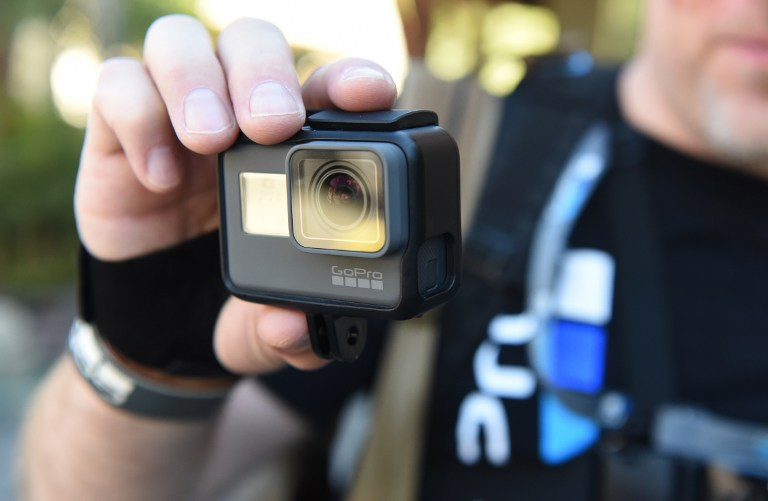 GoPro considers selling company after weak holiday sales