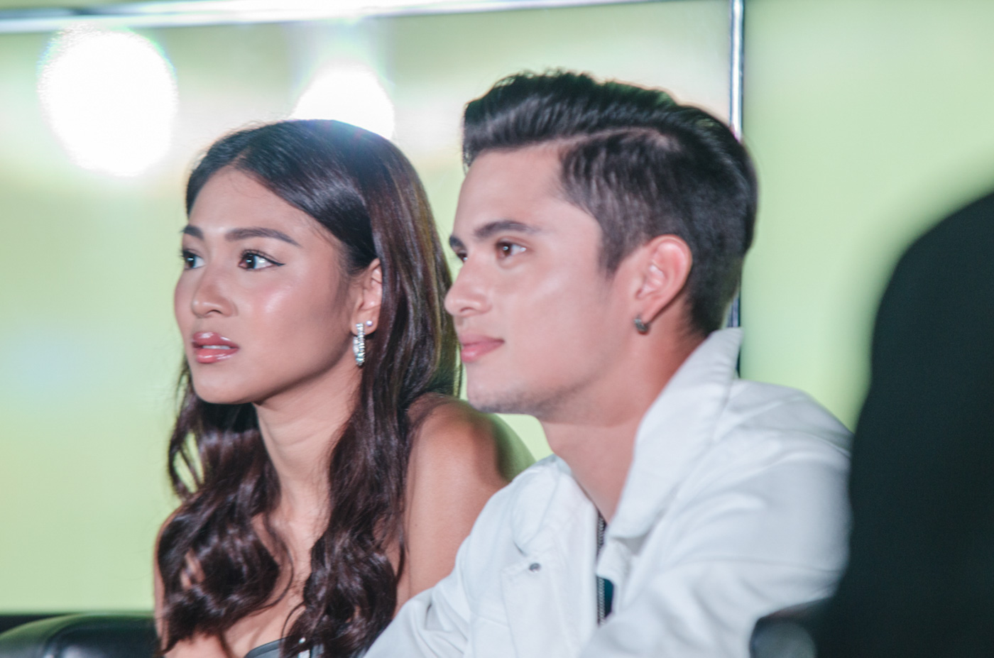 Show more posts from nadine. James Reid, Nadine Lustre open up about each other post