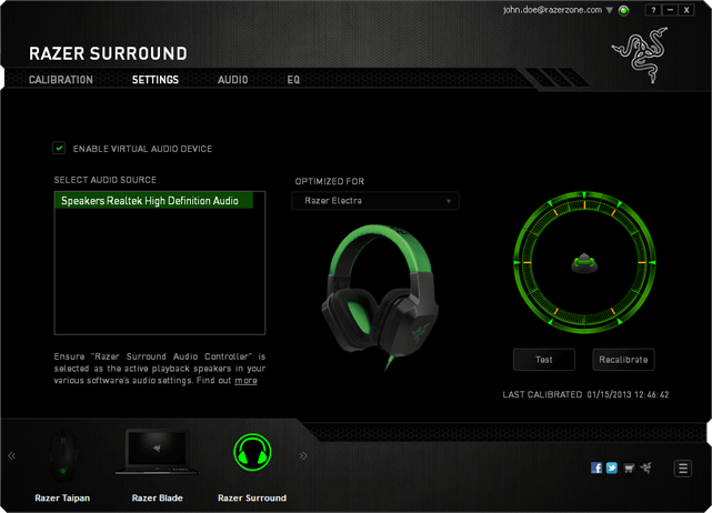 Download Razer Surround Crack|PC/MAC Audio Gamer