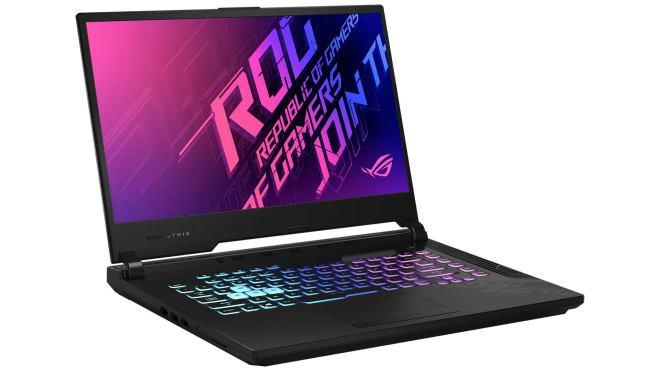 asus-laptop This 240Hz Asus laptop is down from £1499 to £999 at Scan UK   Rock Paper Shotgun
